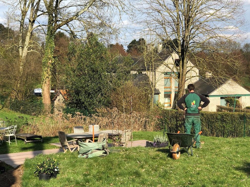 Que coûte un jardinier en Belgique pour l'entretien de mon ...