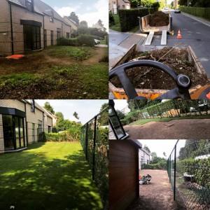 Creation de jardin - LBO SERVICES