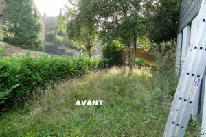 Renovation de jardins - avant-apres-2- LBO SERVICES