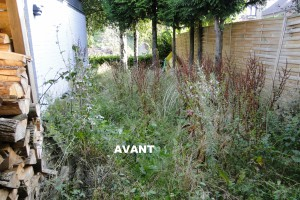Renovation de jardins - avant-apres - 4 - LBO SERVICES